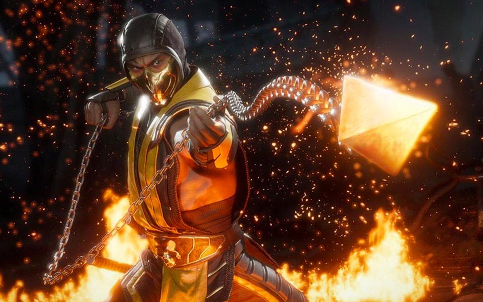 Gameplay-traileren til Mortal Kombat 11 er vild