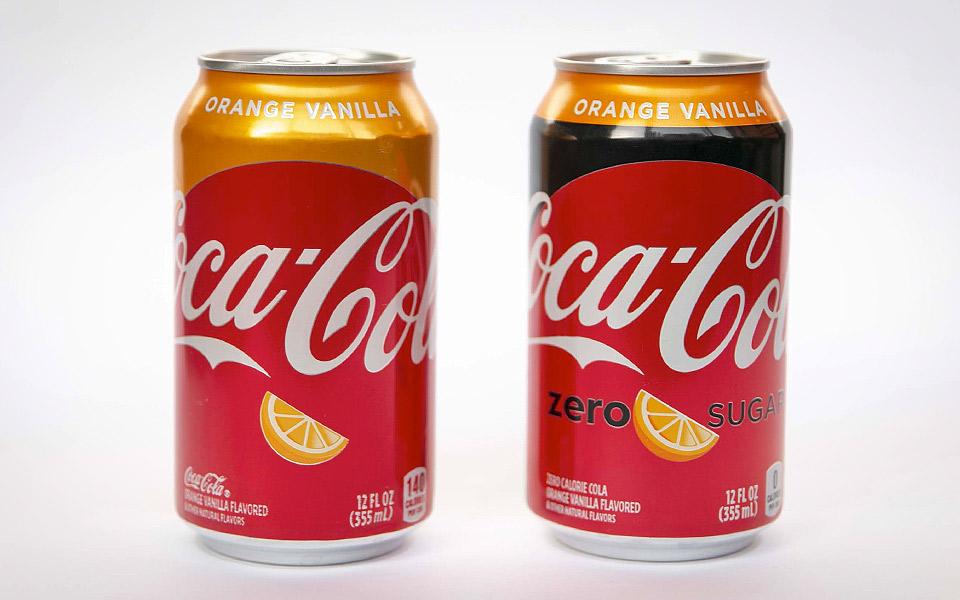Coca-Cola lancerer ny smagsvariant for første gang i 10 år