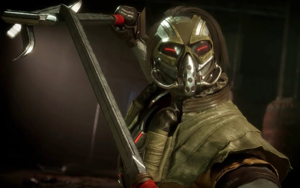 Den nye trailer til Mortal Kombat 11 afslører Kabal