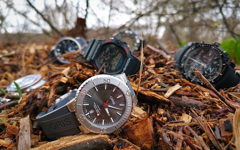 8 skarpe ure til udendørsmanden