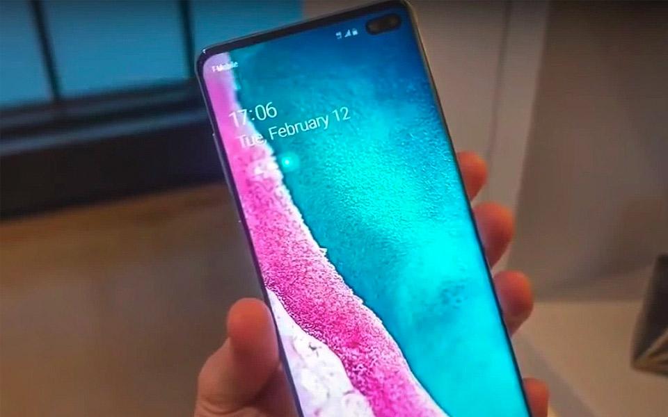 Lækket hands on-video afslører alt om Samsung Galaxy S10