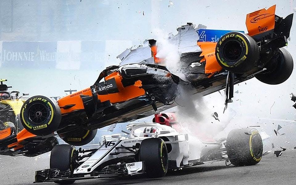 """Netflix-dokumentaren """"Formula 1: Drive to Survive"""" går bagom kulisserne i F1"""