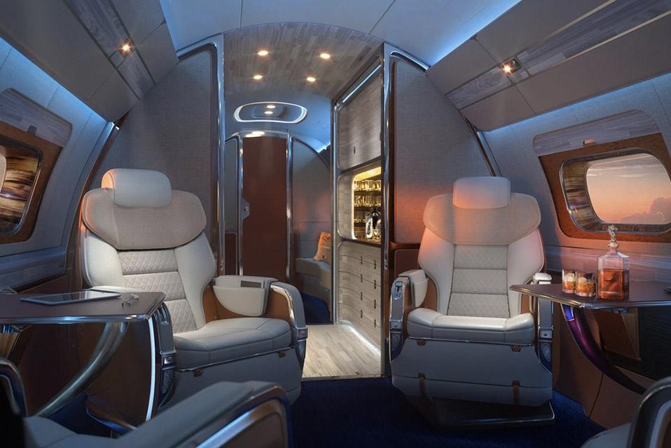 Eurojackpot-drømmen er det her luksus privatfly