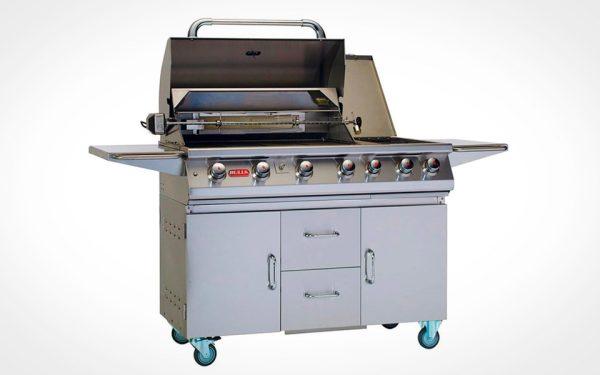 BULL BBQ gasgrill - 7 Burner Premium