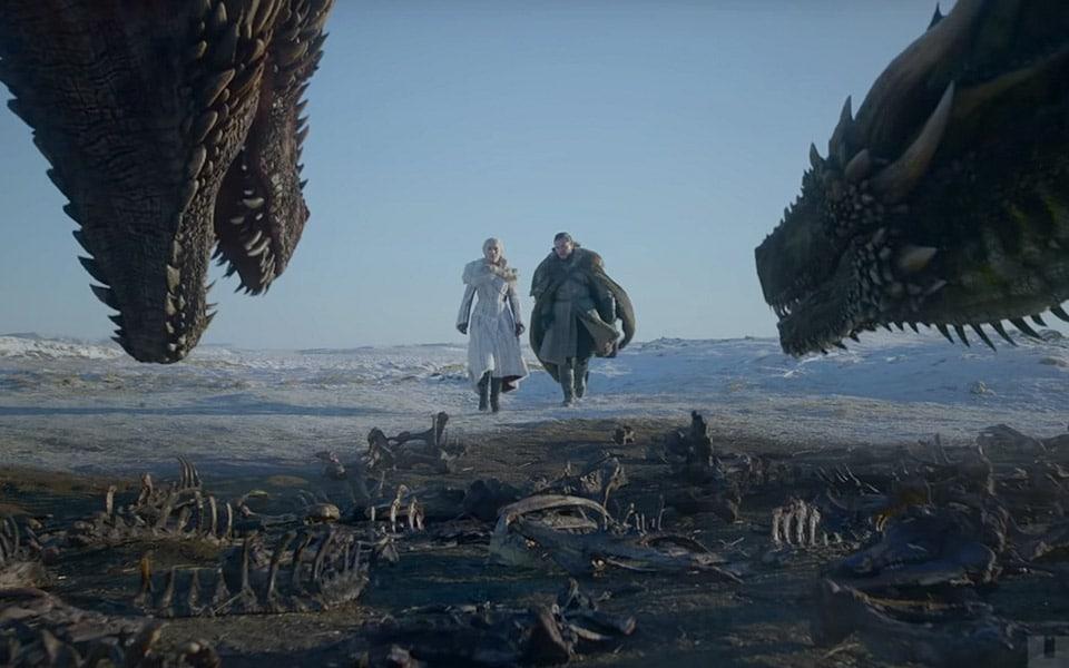 Den officielle trailer for sidste sæson af Game of Thrones er ankommet