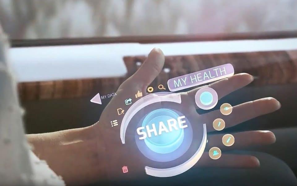 Nokia viser deres vision for 6G internet