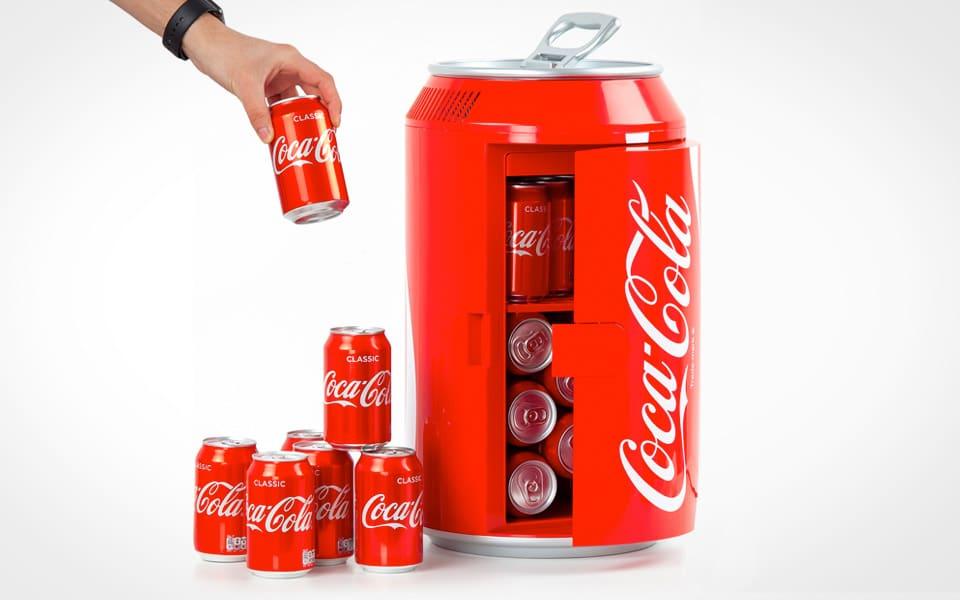 Coca-Cola Minikøleskab
