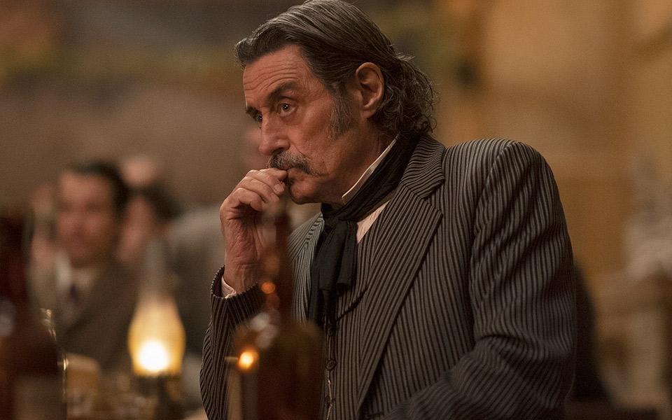 Den første ordentlige trailer til Deadwood-filmen er ret sej