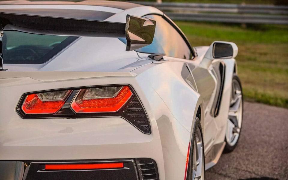 Hennesseys voldtunede Corvette ZR1 har 1.200 heste