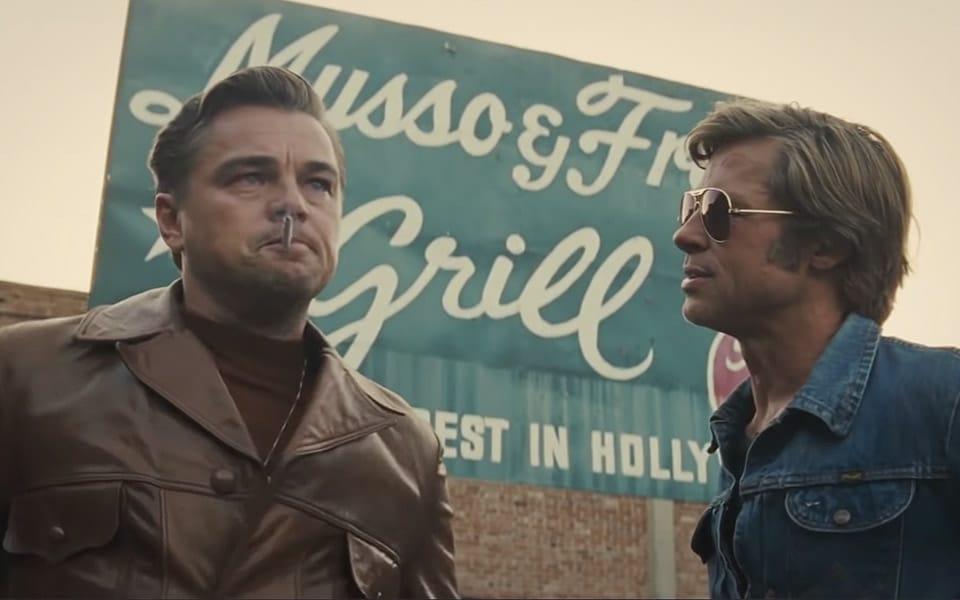 Den første ordentlige trailer til Once Upon a Time in Hollywood er ankommet