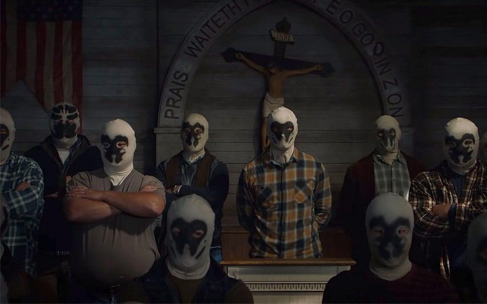 Første trailer til Watchmen TV-serien er landet