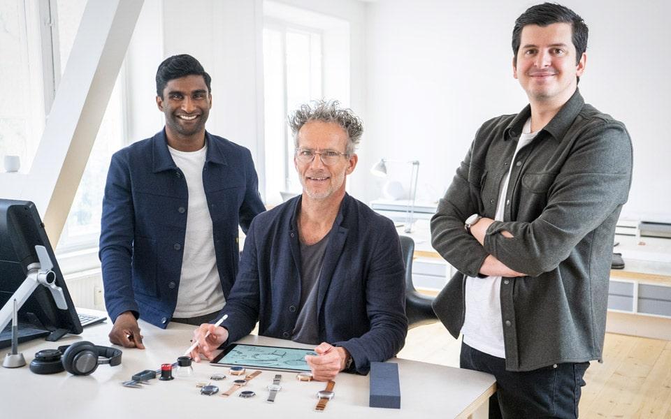 Nyt dansk urmærke blev 100% funded på Kickstarter efter kun 2 timer