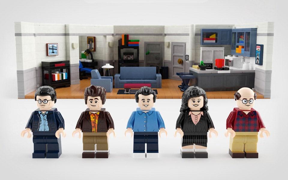 Seinfeld LEGO er intet mindre end genialt