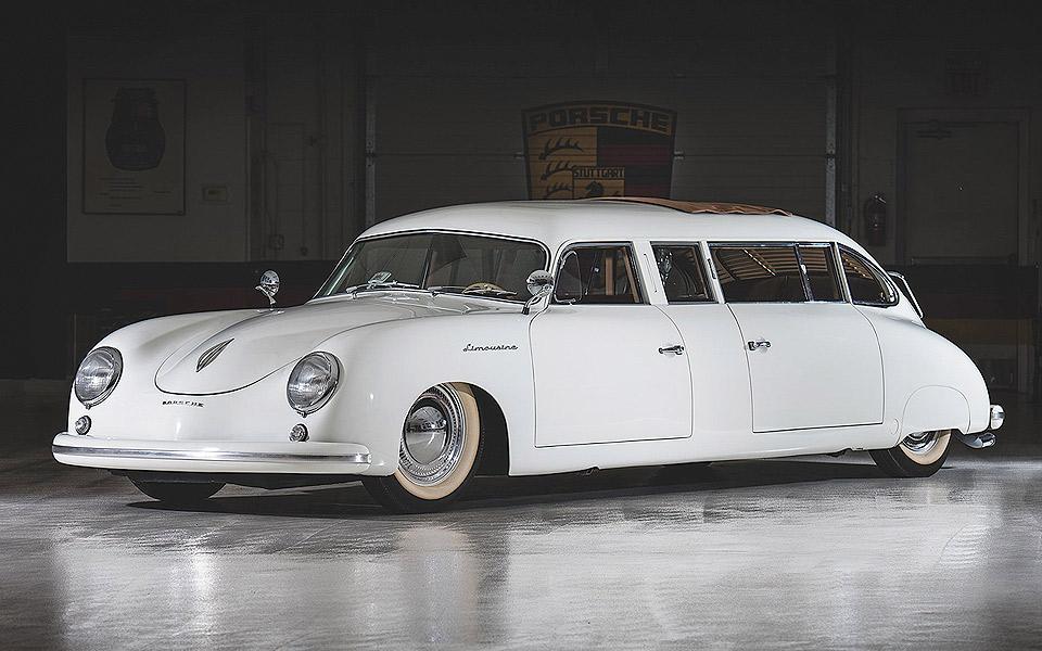 1953 Porsche 356 Limousine