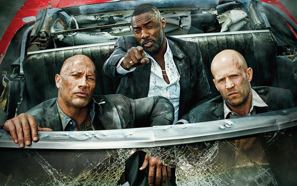 Den sidste trailer til Fast & Furious: Hobbs & Shaw er lynhurtig