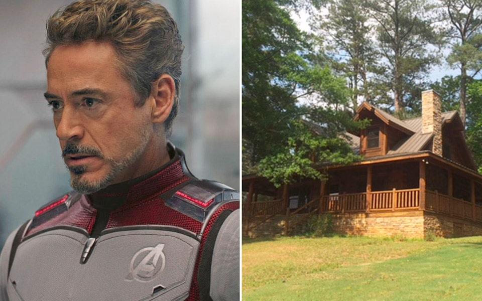 Tony Starks hytte fra Avengers: Endgame er nu på Airbnb