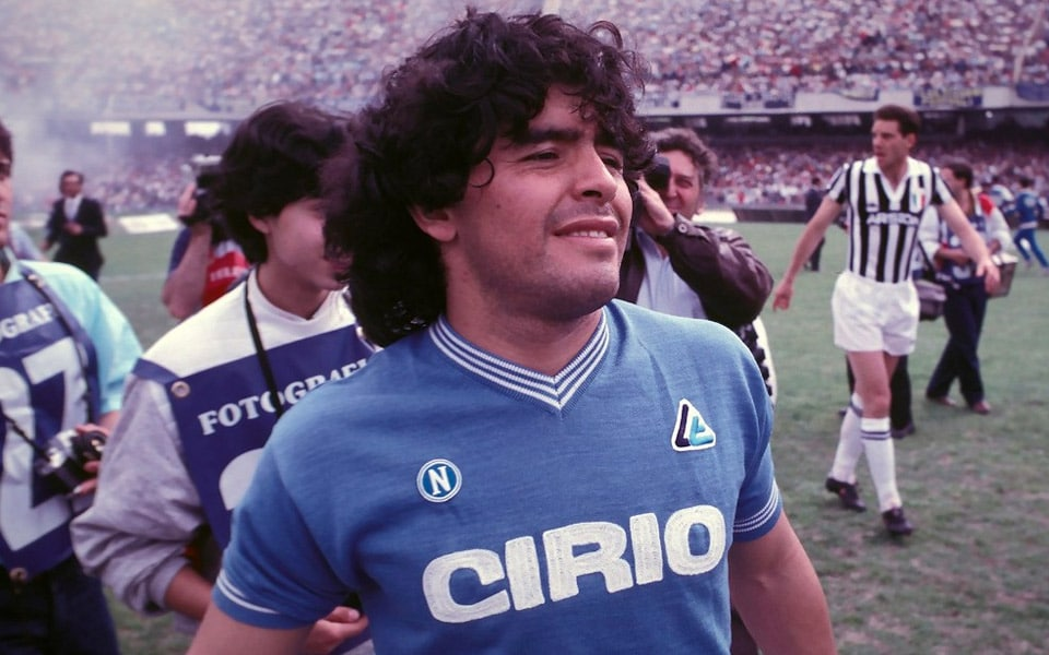 HBO er klar med første teasertrailer til dokumentaren om Maradona
