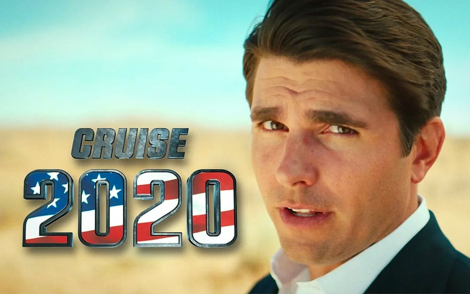 Tom Cruise for President 2020