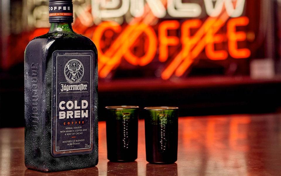 Jägermeister Cold Brew Kaffe
