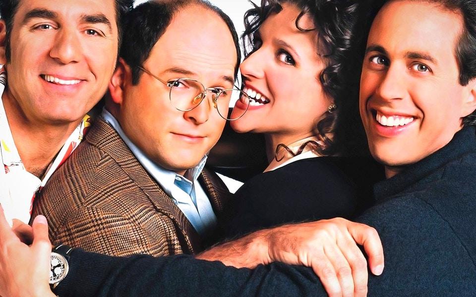 Seinfeld TV-serien kommer til Netflix