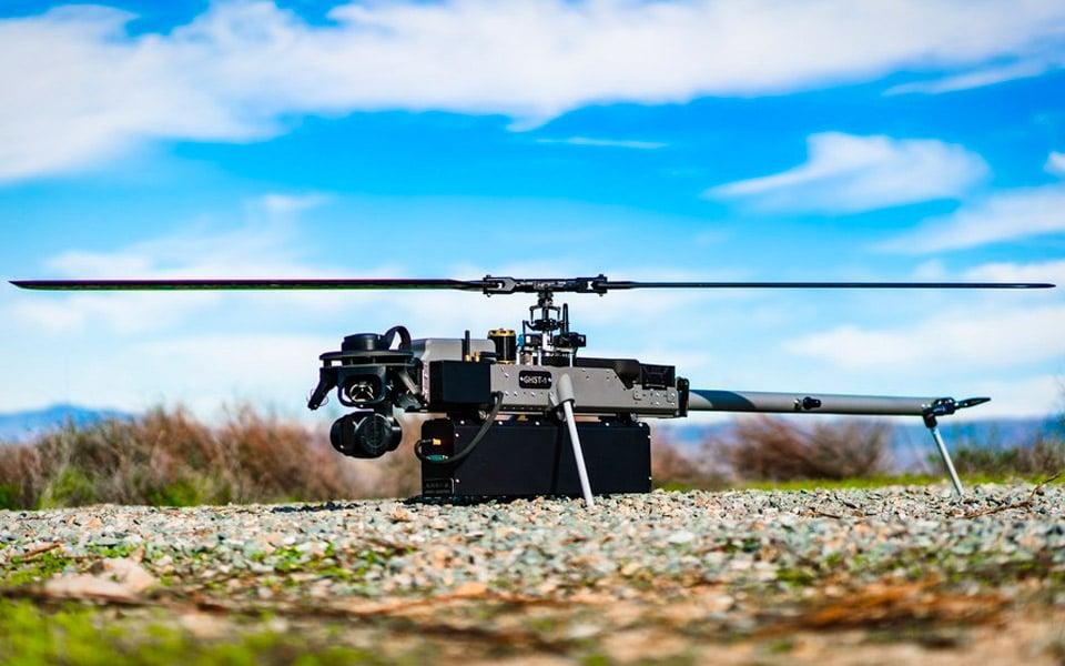 Anduril Industries har lavet en drone-jæger