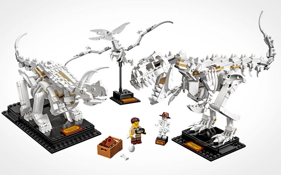 LEGO Dinosaurfossiler