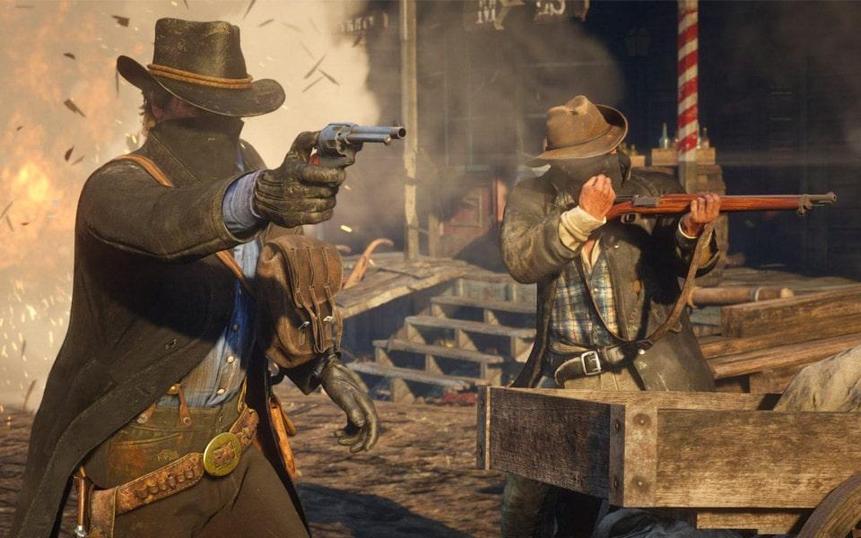 Red Dead Redemption 2 kommer til PC 5. november med 4K og HDR
