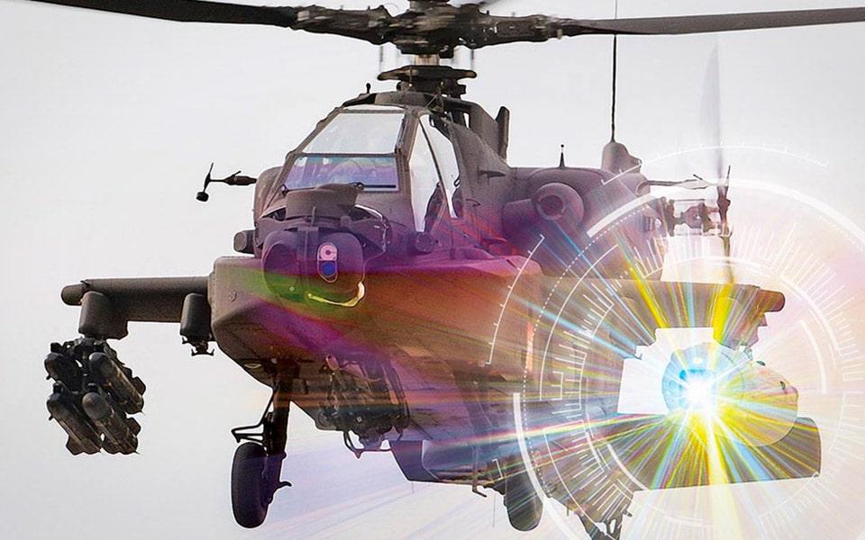 USA er klar med verdens første laservåben mod droner