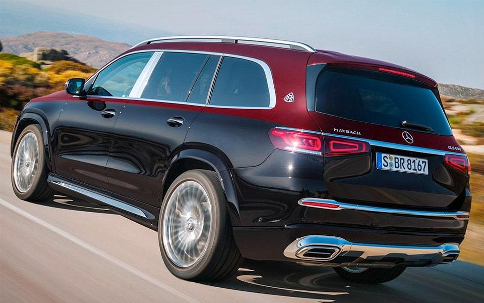 Den nye Mercedes-Maybach GLS er toppen af rullende dekadence