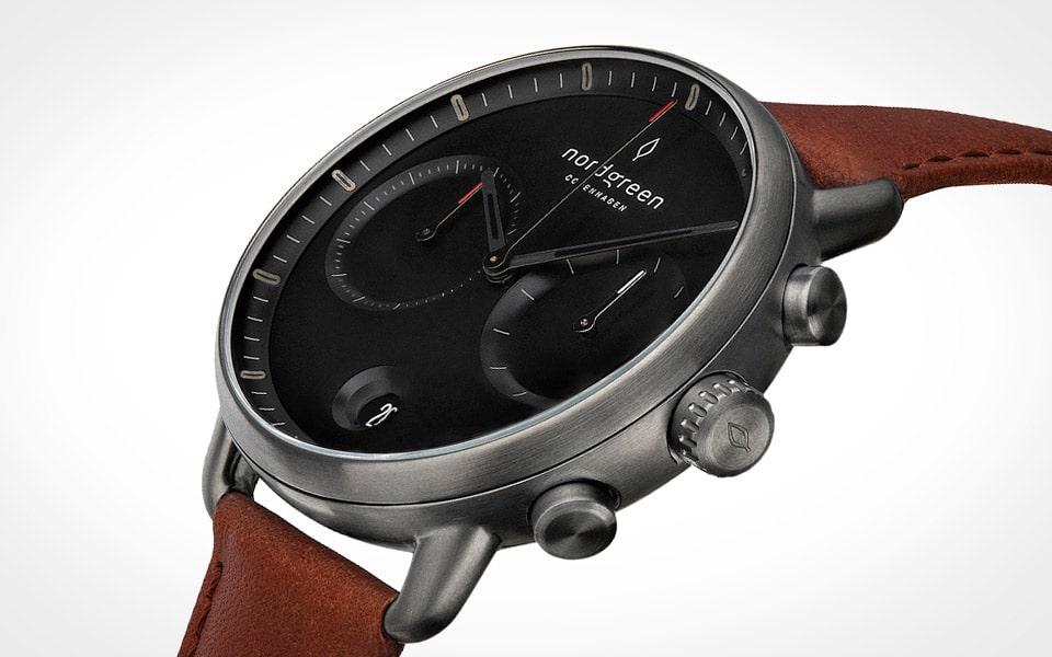 De lækre ure fra danske Nordgreen er klar i shoppen - med ekstra Black Friday rabat