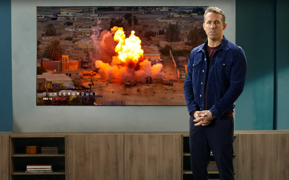 Ryan Reynolds tager tykt pis på influencer-marketing