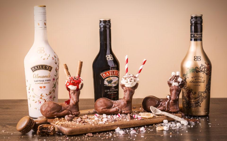 Baileys kickstarter Julen i Tivoli med et lækkert chokoladerensdyr, der fungerer som et krus