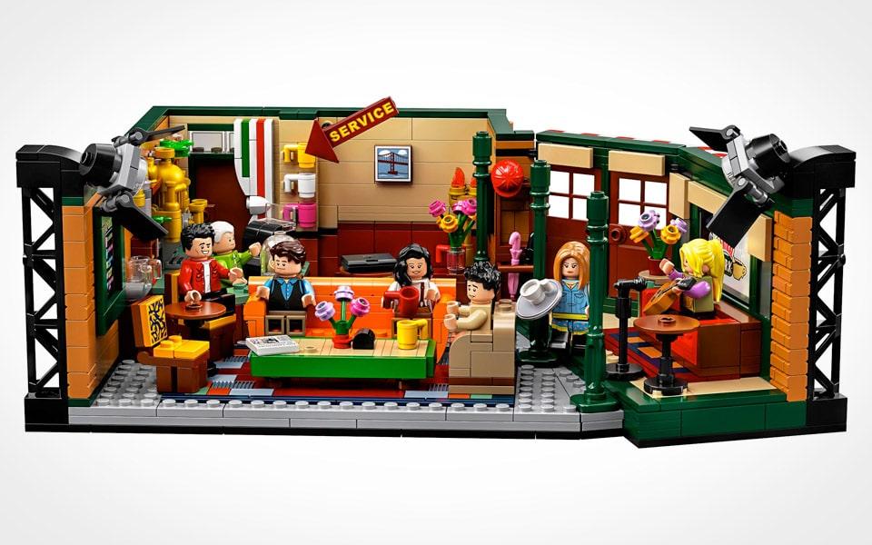 """LEGO fejrer 25 års fødselsdag for """"Venner"""" med eksklusivt Central Perk sæt"""
