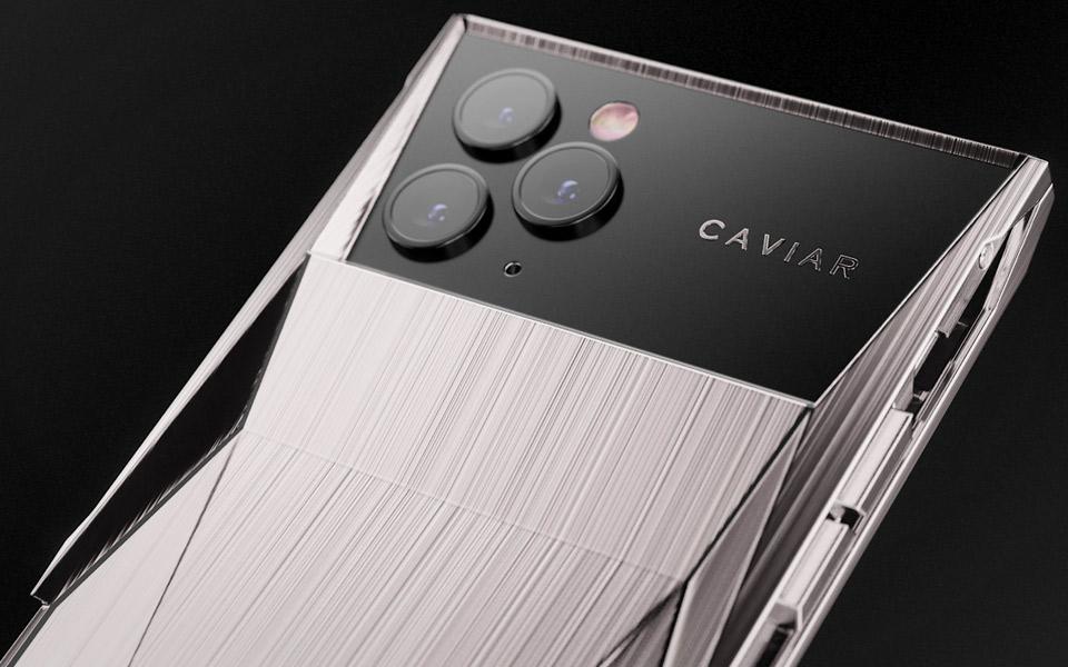 Caviar Cyberphone