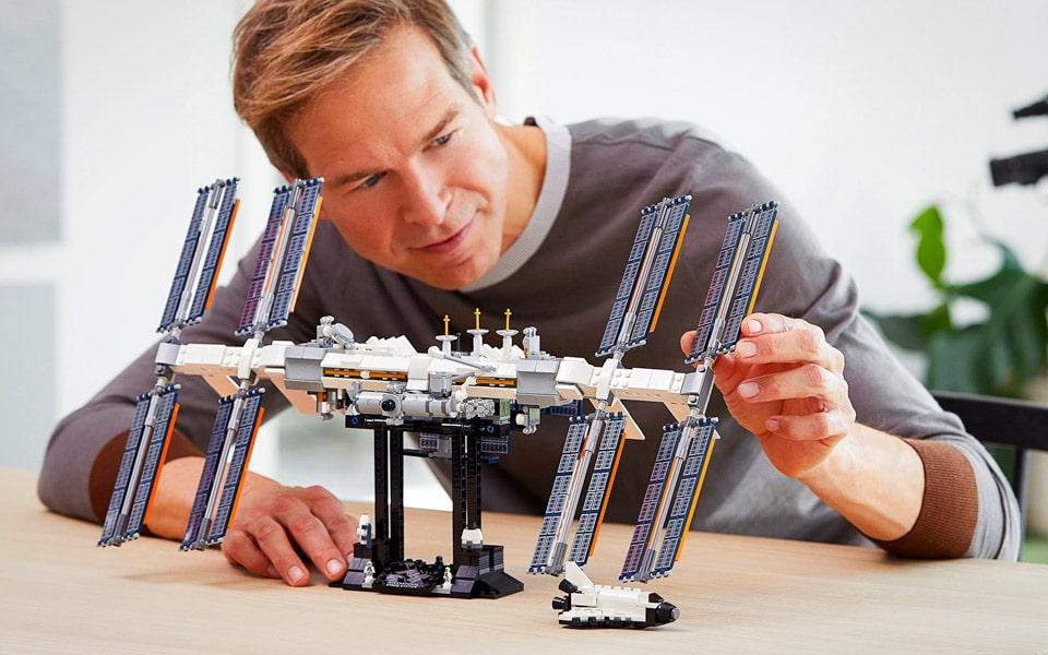 LEGO Den Internationale Rumstation