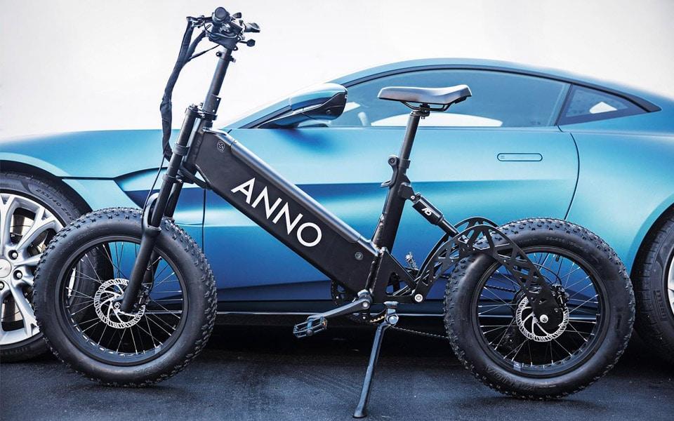 Danske ANNOBIKE lancerer kraftig elcykel med fede dæk