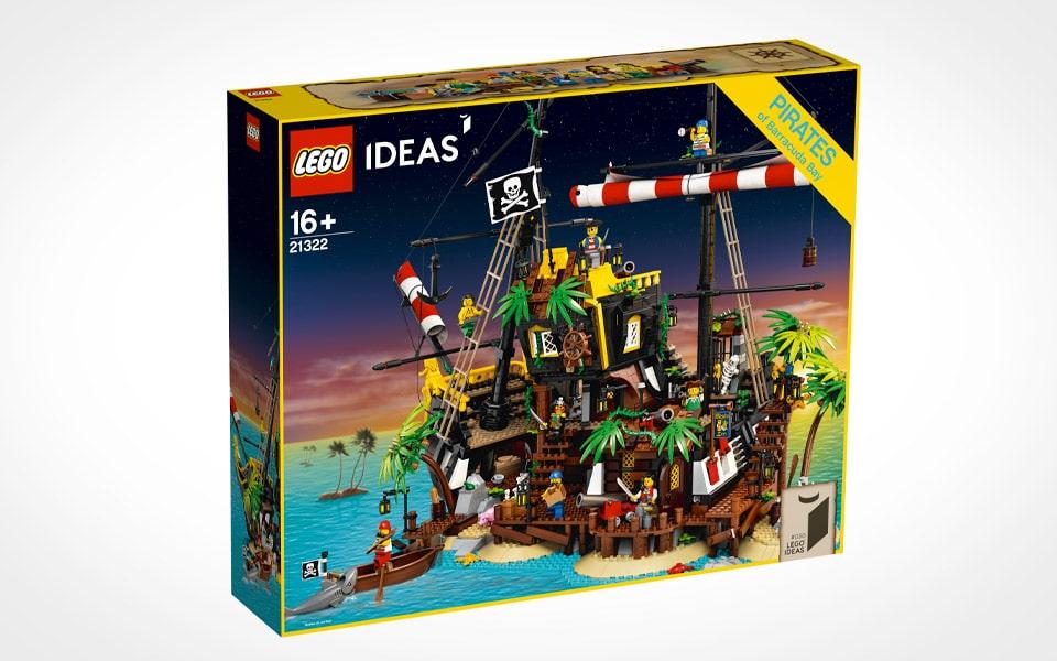 LEGO genudgiver Barracuda-bugtens pirater