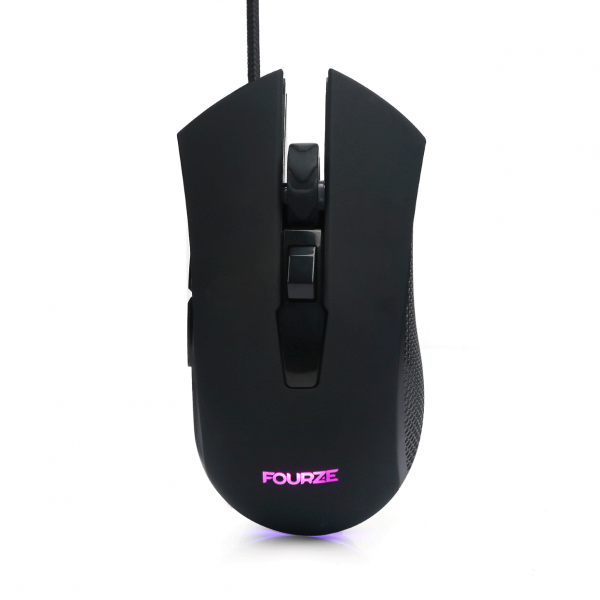 FOURZE GM100 Gaming Mouse 4000 Dpi