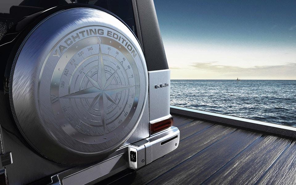 Carlex Mercedes-Benz G-Yachting