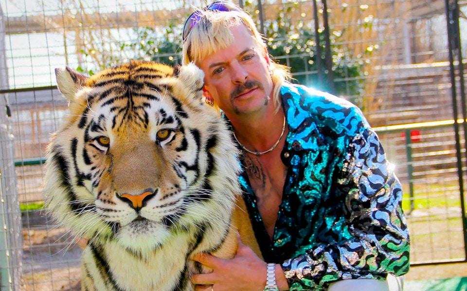 Netflix udsender bonusafsnit af Tiger King