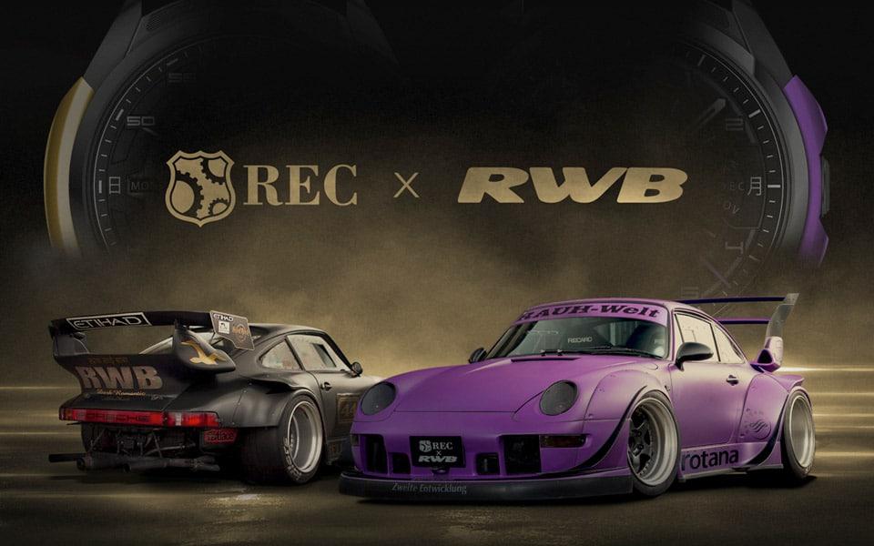 Danske REC Watches smider to ikoniske Porsche 911'ere på din arm