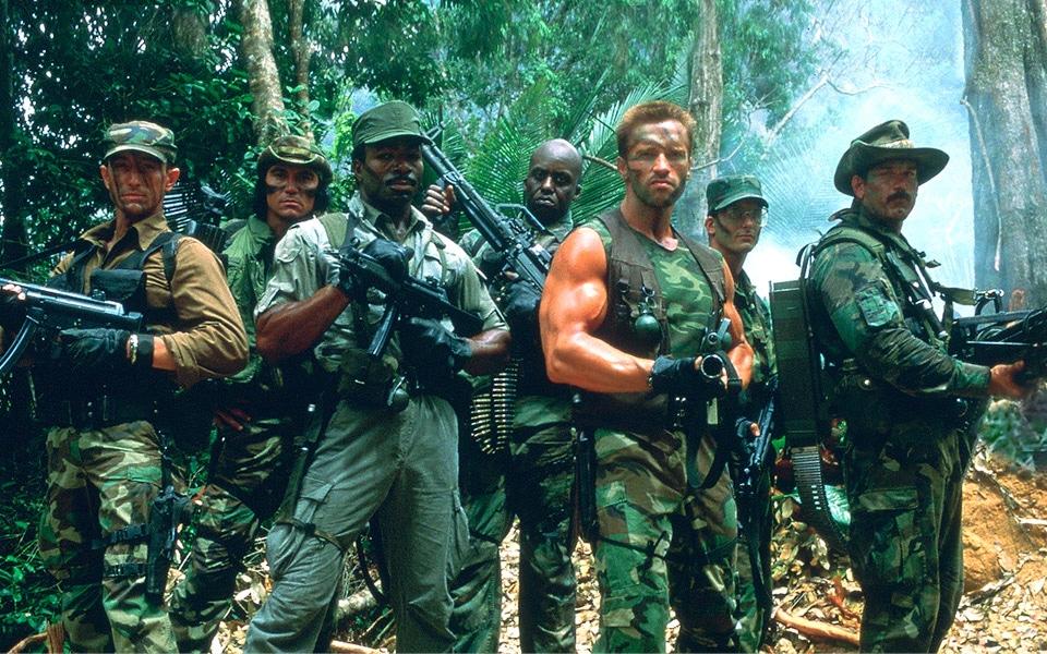 Arnold Schwarzenegger vender tilbage til Predator