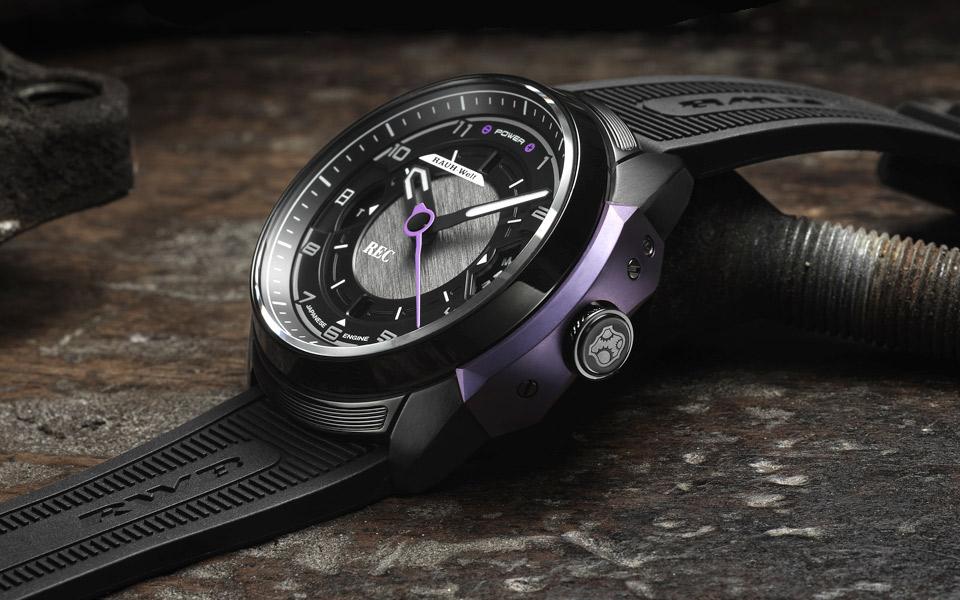 Danske REC Watches er klar med to lækre Porsche-ure