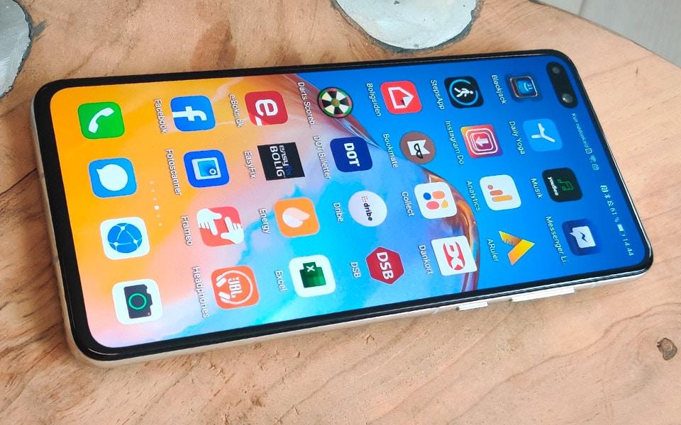 Sådan får du let Huaweis nye supermobil til at køre dine apps
