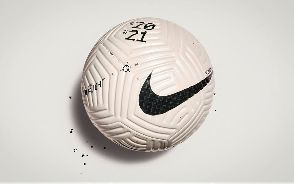 Nike Flight Ball
