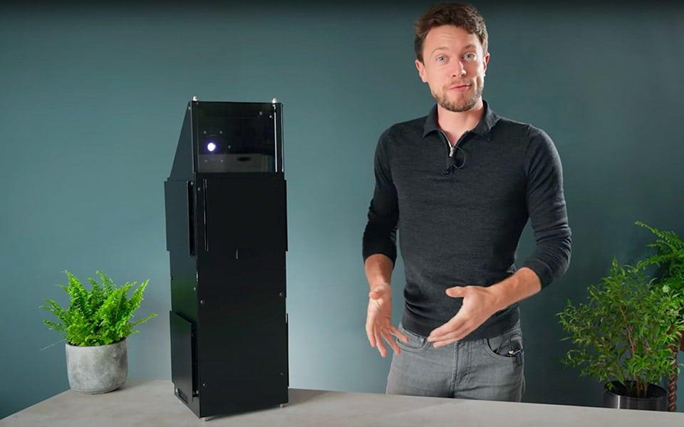 Sådan bygger du din egen 4K-projektor