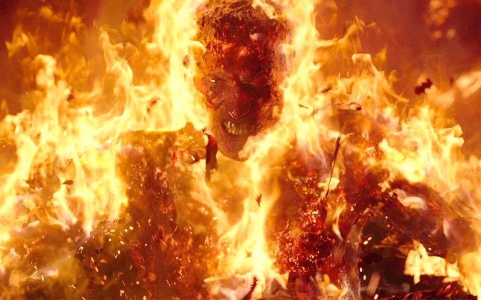 """Jamie Foxx bekæmper narkoring med superkræfter i """"Project Power"""""""
