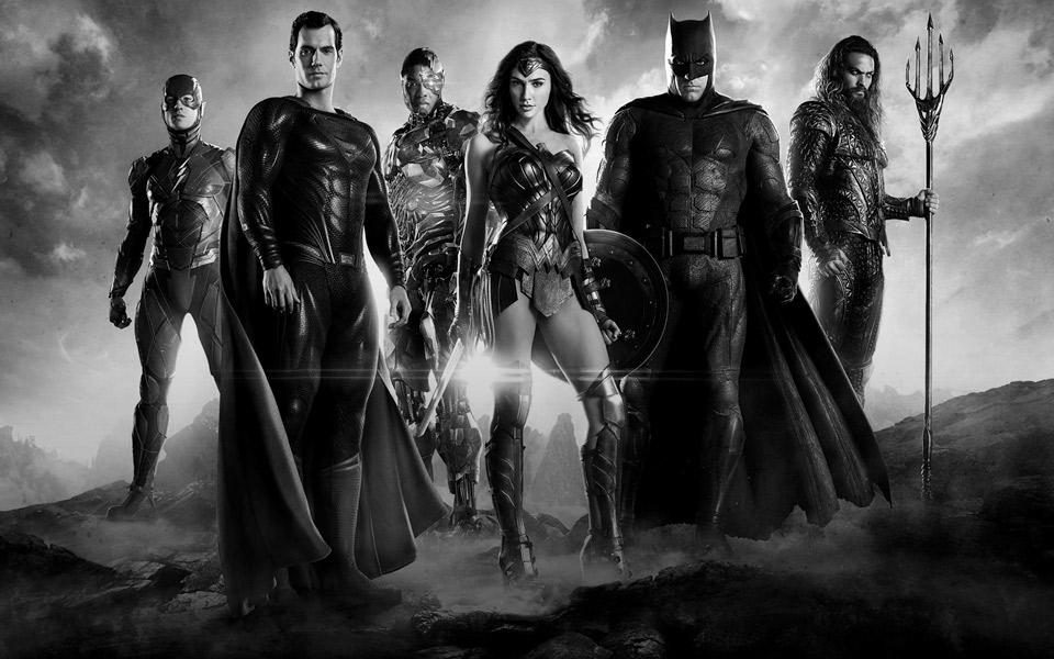 Første trailer til Zack Snyders Justice League