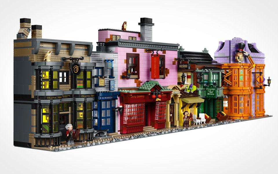 LEGO Harry Potter Diagonalstræde