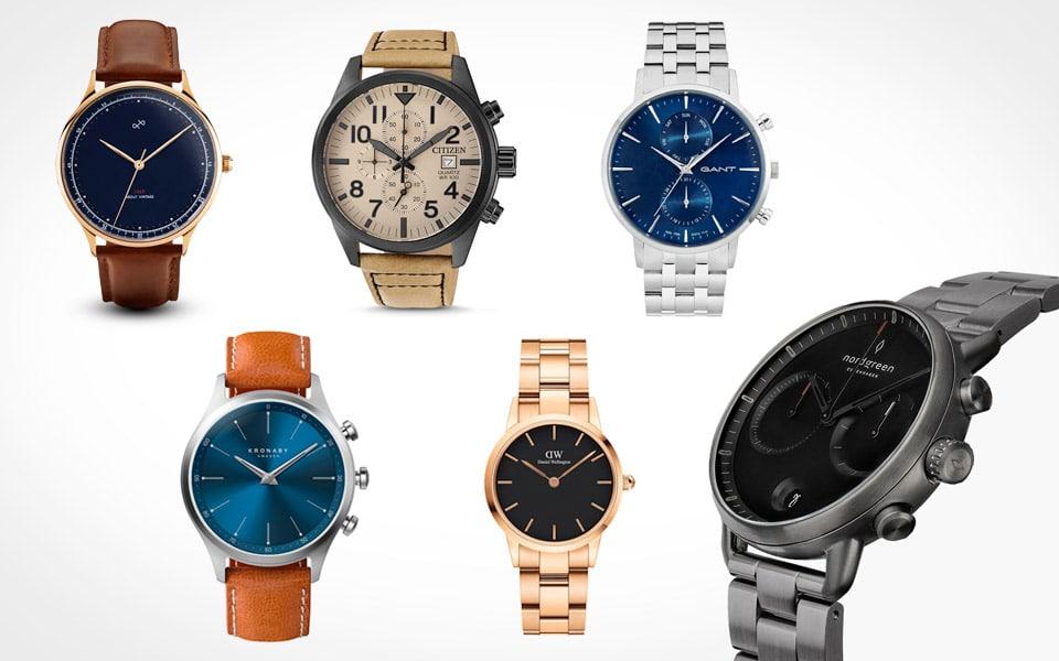 10 fede ure til under 2.000 kroner